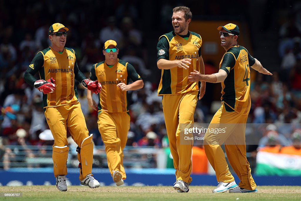 Australia v India - ICC T20 World Cup