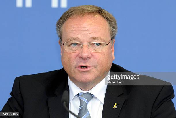 Dirk NIEBEL FDP Federal Minister of Economic Cooperation and Development