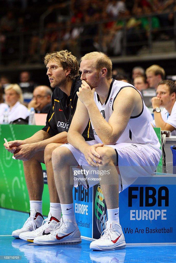 Germany v Serbia - EuroBasket 2011