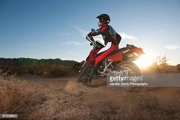 Motorcycle Horizon Stock Photos And Pictures Getty Images