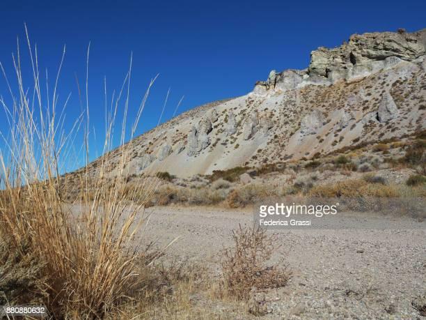 Dirt Road At Black Rock Desert, Gerlach, Nevada