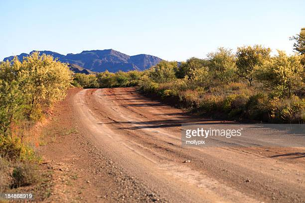 Dirt Road in the Flinders Ranges