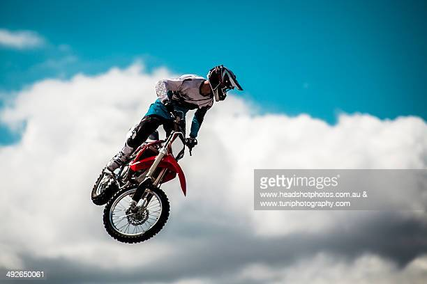 Dirtbike air