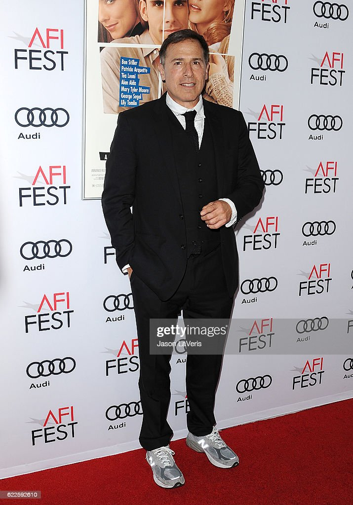 Dirtector David O. Russell attends Cinema's Legacy conversation for 'Flirting with Disaster' at the 2016 AFI Fest at TCL Chinese 6 Theatres on November 11, 2016 in Hollywood, California.
