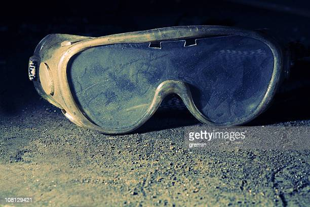 Dirty und Dusty Schutzbrille