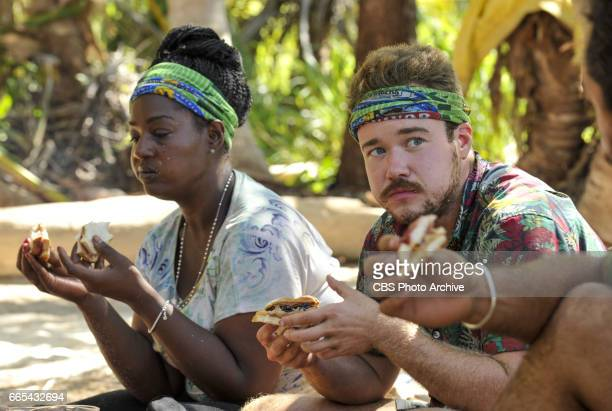 'Dirty Deed' Cirie Fields and Zeke Smith on the fifth episode of SURVIVOR Game Changers airing Wednesday March 29 on the CBS Television Network