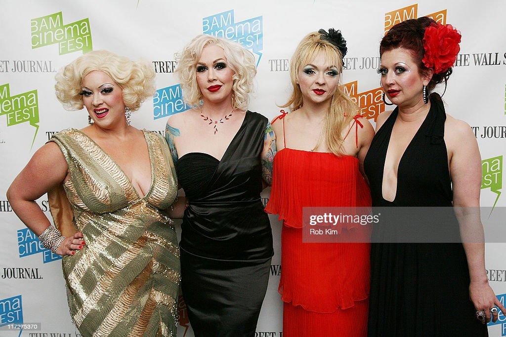 "BAMcinemaFest New York Premiere Of ""Tournee"" & ""Burlesque Show"""