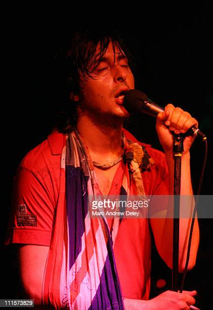 Dirty Pretty Things during Dirty Pretty Things In Concert August 13 2006 at Great Scott in Boston Massachusetts United States