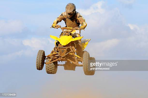 Dirty Yellow Quad