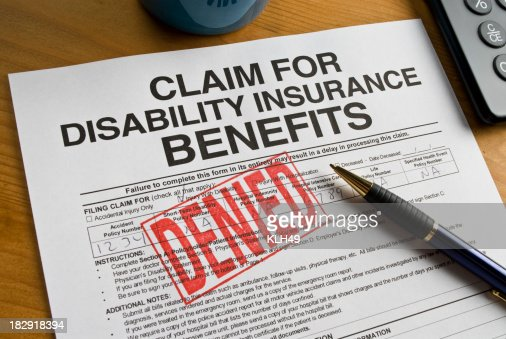 Disability Benefits Form