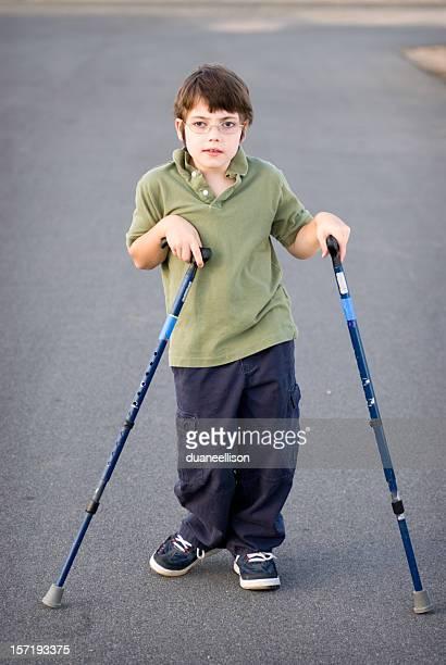 Disable boy