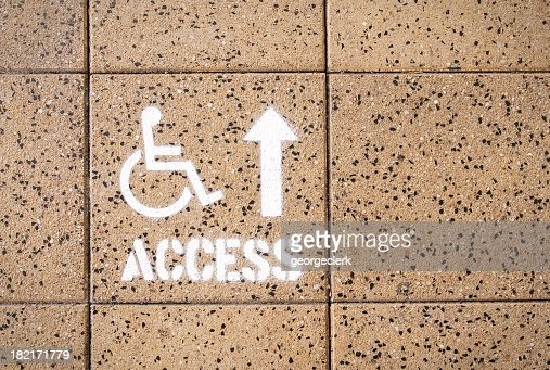 Disabled Access Guidance