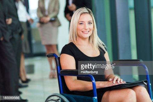 Recherche femme handicapé