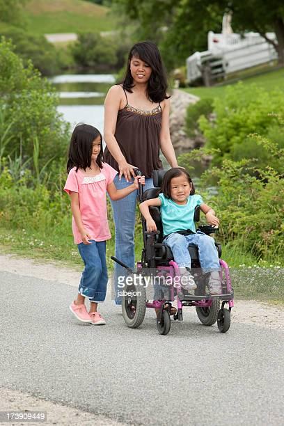 Disabled/a figlio/a