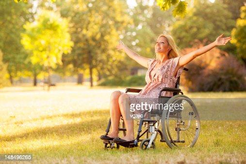 Recherche femme handicape