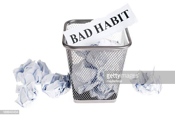 discard bad habit