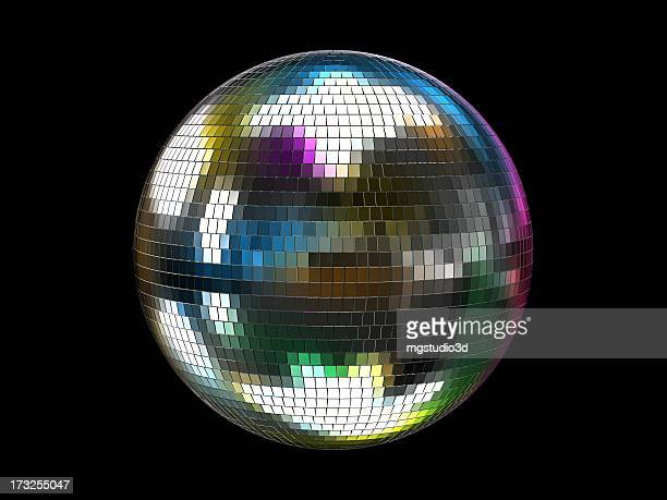 Disco Ball Colors