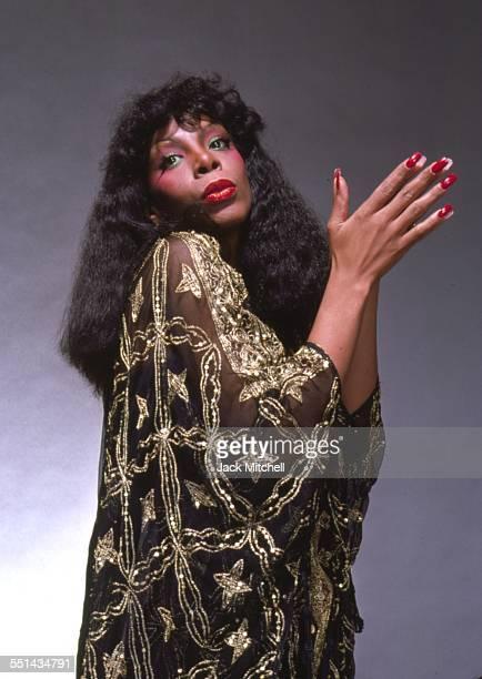 Disco diva Donna Summer November 1978