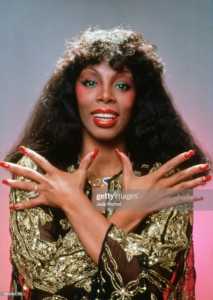 Disco diva Donna Summer Show more