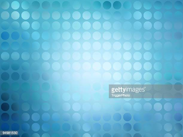 disco dots digital background