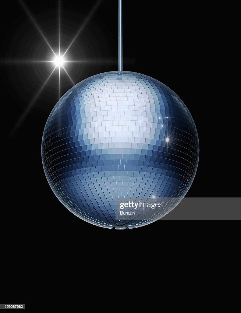 Disco Mirror Ball : Stock Photo