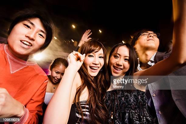 ディスコパーティー東京のナイトクラブ