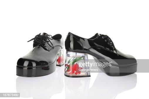 Disco Platform Shoes