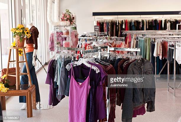 Discount Clothing Store
