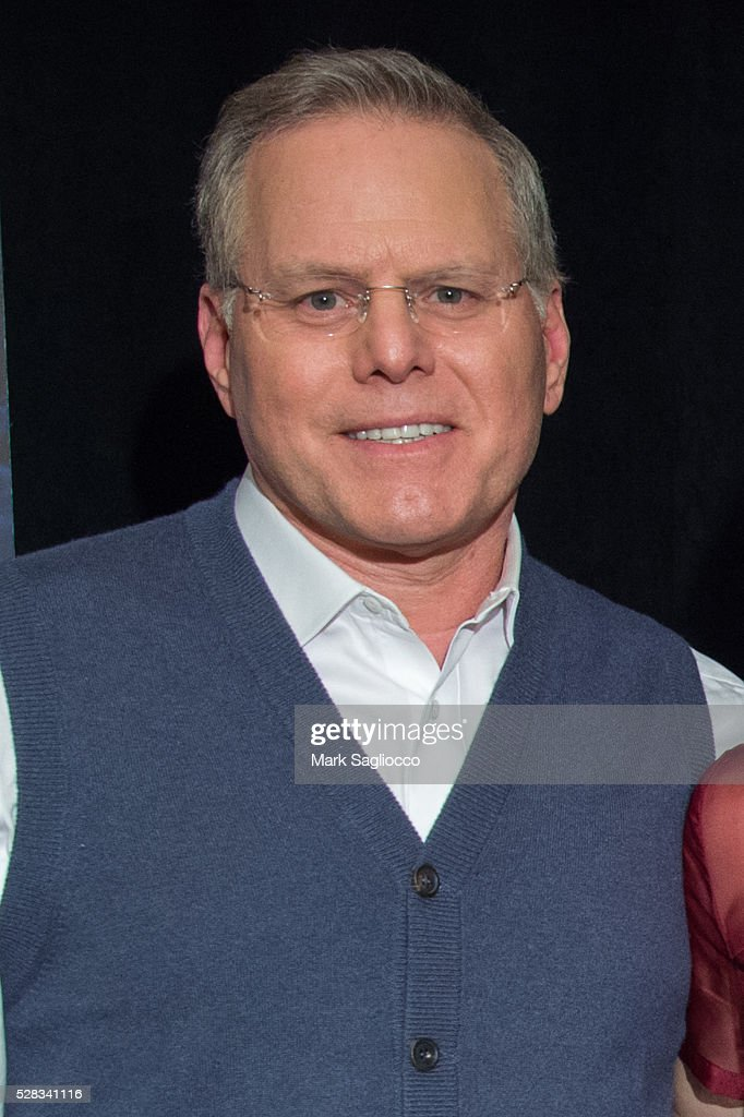 Discovery Channel President <a gi-track='captionPersonalityLinkClicked' href=/galleries/search?phrase=David+Zaslav&family=editorial&specificpeople=4192819 ng-click='$event.stopPropagation()'>David Zaslav</a> attends the 'Sonic Sea' New York screening at the Crosby Hotel on May 4, 2016 in New York City.