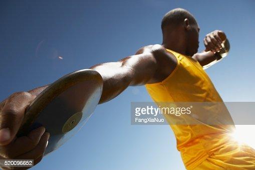 Discus thrower