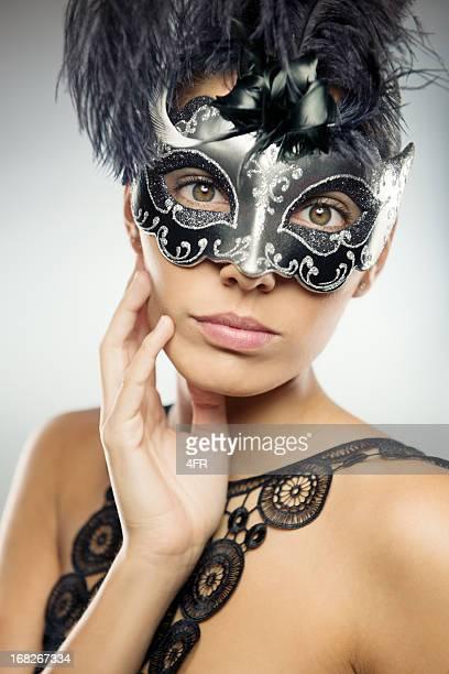Disguised Venetian Beauty (XXXL)