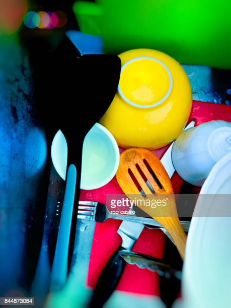 Dishes and Kitchen Utensils