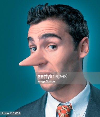 Dishonest businessman