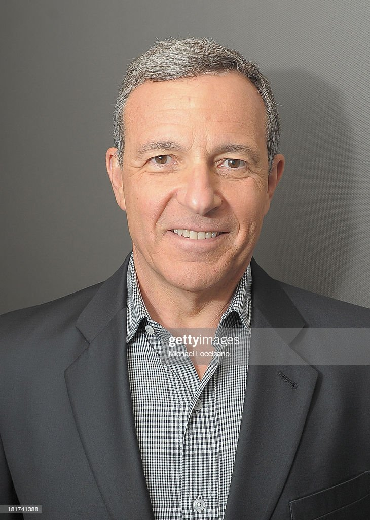 Disney CEO Robert Iger visits FOX Business Network's 'Markets Now' at FOX Studios on September 24, 2013 in New York City.