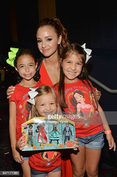 AVALOR Disney Channel and Amigos for Kids hosted a screening of the highlyanticipated animated TV series 'Elena of Avalor' introducing Disney's first...