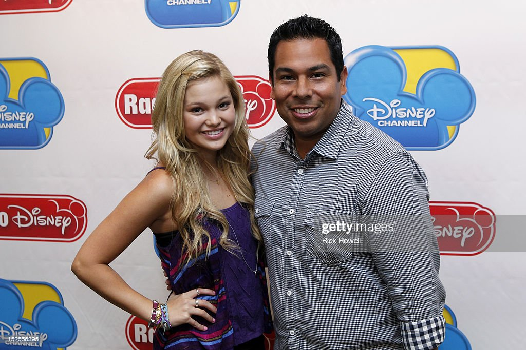 DISNEY - Disney Channel and Disney XD star Olivia Holt joined Ernie D in studio for a Take Over airing Friday, September 21 (6:00 p.m., ET/3:00 p.m., PT). While in studio, Holt will Planet Premiere 'Had Me @Hello' from the upcoming Disney Channel Original Movie 'Girl Vs. Monster.' OLIVIA