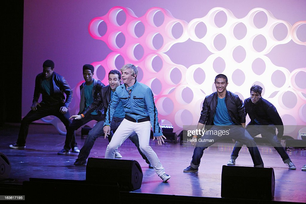 CORPORATE - Disney Channel and Disney XD stars at Disney's Kids Upfront 2013-14 at the Hudson Theatre at Millennium Broadway Hotel in New York (March 12). ROSS