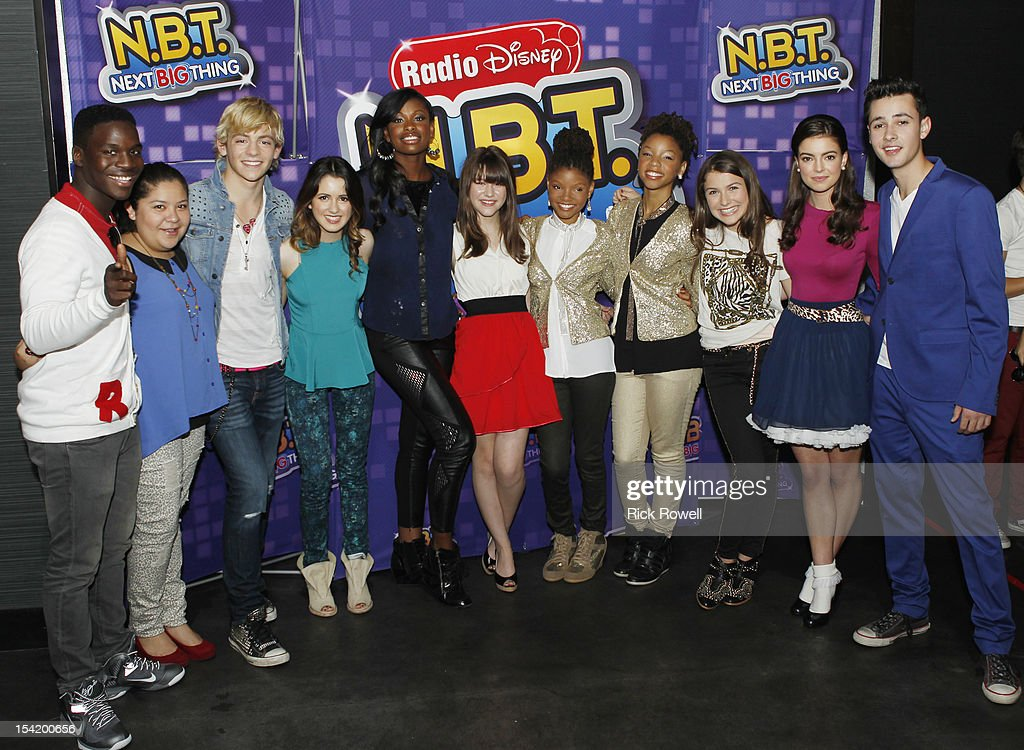 DISNEY - 'N.B.T.' - Disney Channel and Disney XD stars celebrate the kick off of 'N.B.T.' (Next BIG Thing) season five at a concert featuring R5, Coco Jones, Shealeigh and all season five artists. Hosted by Radio Disney's Jake Whetter, the concert took place at Hollywood & Highland Center in Hollywood, CA on Saturday, October 13. DAMIAN