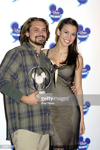 Disney Channel Kids Awards 2003 At The Royal Albert Hall London Britain 20 Sep 2003 Will Friedle