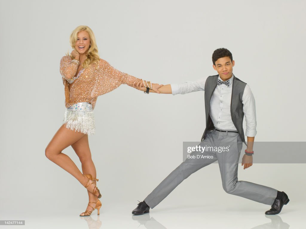 STARS - (EXCLUSIVE TO GETTY IMAGES UNTIL APRIL 19, 2012) ROSHON FEGAN & CHELSIE HIGHTOWER - Disney Channel star Roshon Fegan teams with Chelsie Hightower, who is returning for her 6th season. The two-hour season premiere of 'Dancing with the Stars' airs MONDAY, MARCH 19 (8:00-10:01 p.m., ET) on the ABC Television Network.