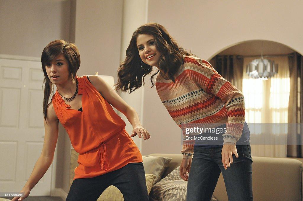 Disney Channel's Selena Gomez Plays XBOX Kinect Games