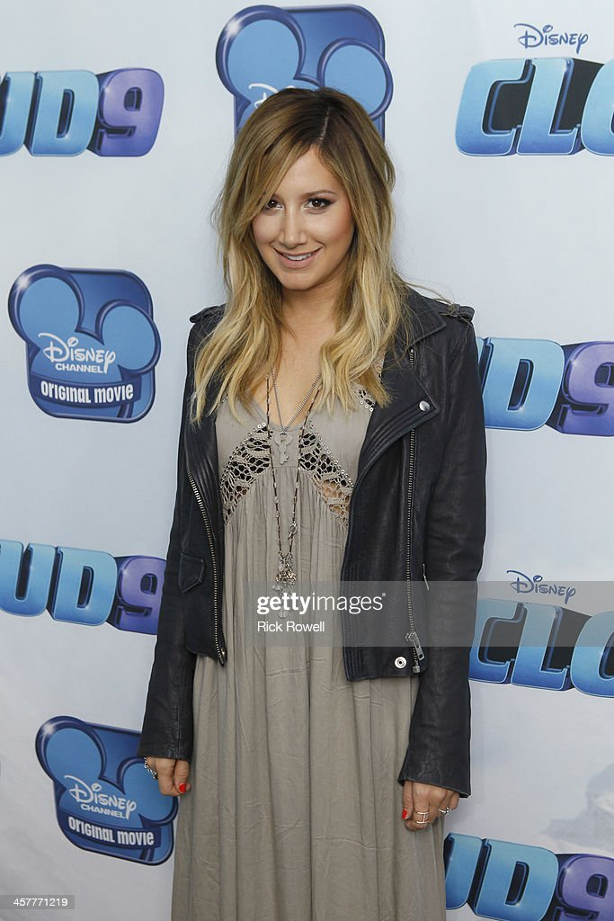CLOUD 9 - Disney Channel stars attend a Burbank screening of the Disney Channel Original Movie 'Cloud 9' premiering Friday, January 17 (8:00 p.m. ET/PT). TISDALE