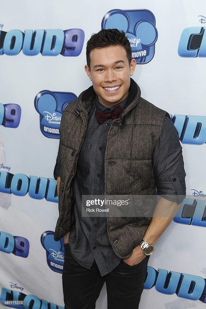 CLOUD 9 - Disney Channel stars attend a Burbank screening of the Disney Channel Original Movie 'Cloud 9' premiering Friday, January 17 (8:00 p.m. ET/PT). TRAN
