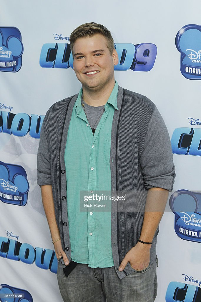 CLOUD 9 - Disney Channel stars attend a Burbank screening of the Disney Channel Original Movie 'Cloud 9' premiering Friday, January 17 (8:00 p.m. ET/PT). CALDWELL