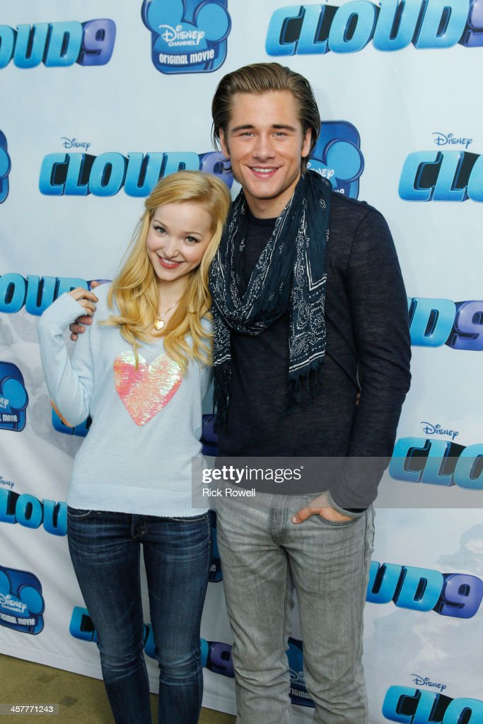 CLOUD 9 - Disney Channel stars attend a Burbank screening of the Disney Channel Original Movie 'Cloud 9' premiering Friday, January 17 (8:00 p.m. ET/PT). BENWARD