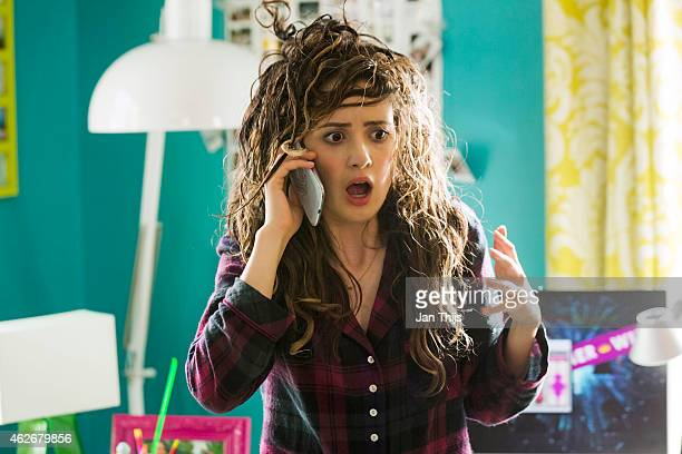 DAY Disney Channel viewer favorites Laura Marano and LeighAllyn Baker star in 'Bad Hair Day' a buddy comedy about a high school techwhiz whose prom...