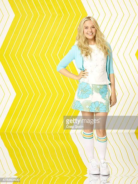 WHENEVER Disney Channel's 'Best Friends Whenever' stars Lauren Taylor as Shelby