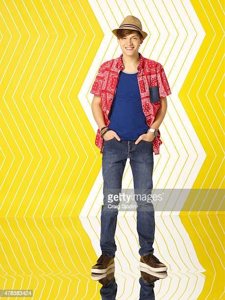 WHENEVER Disney Channel's 'Best Friends Whenever' stars Ricky Garcia as Naldo
