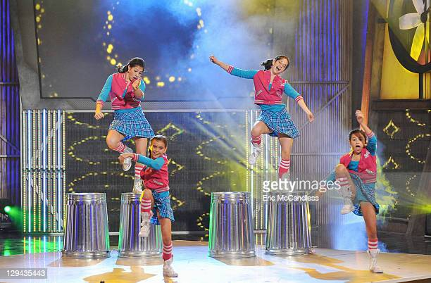 MARK Disney Channel's firstever talent competition exclusively for kids and tweens 'Make Your Mark Ultimate Dance Off 'Shake It Up' Edition'...