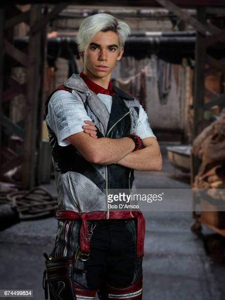 DESCENDANTS 2 Disney Channel's original movie 'Descendants 2' stars Cameron Boyce as Carlos